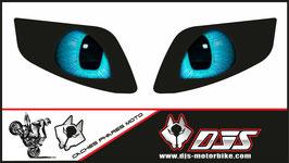 1 jeu de caches phares DJS pour SUZUKI-SVS-2003-2016 microperforés qui laissent passer la lumière - référence : yeux modèle 15-