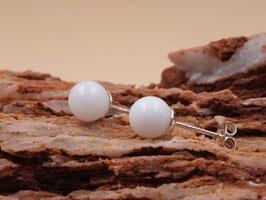 "Ohrstecker ""Perlen"" in 925er Sterling Silber"