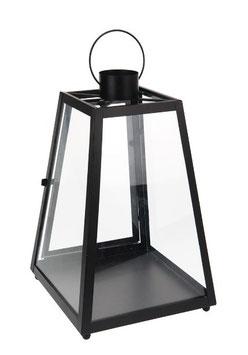 Lanterne métal et verre - Réf : CH008
