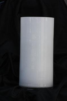 Vase cylindrique blanc - Réf:VA001
