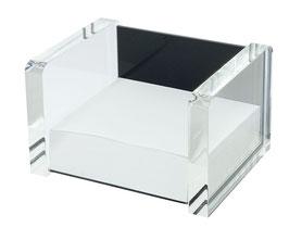 Zettelbox Exklusiv inkl. 500 Blatt Papier