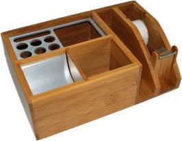 Schreibtischständer mit Klebefilm-Abroller