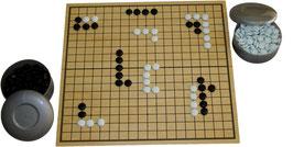 Brettspiel Go & Go Bang Turnier