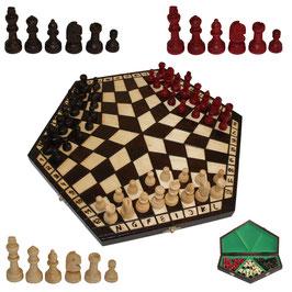 Schach für Drei mittel