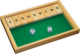 Shut the Box, Klappenspiel Goki
