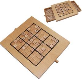 Sudoku mit 2 Schubladen