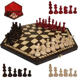 Schach für Drei groß
