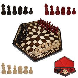 Schach für Drei klein