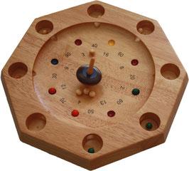 Tiroler Roulette, Bauernroulette aus Holz