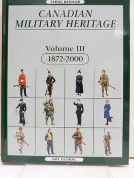 Canadian Military Heritage Volume 3