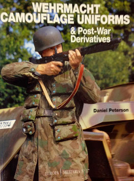 Wehrmacht, camouflage uniforms & post -war derivatives