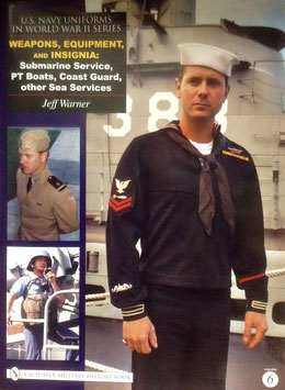 U.S. Navy uniforms in world war II series.