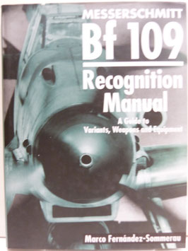 Messerschmitt Bf 109 Recognation Manual