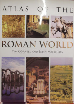 Atlas of the Roman world.