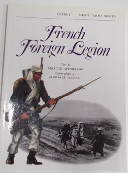 Men at arms , nr.17  French Foreign Legion