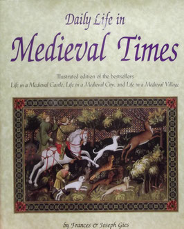 Daily life in Medieval times.