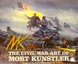 The civil war of Mort Künstler