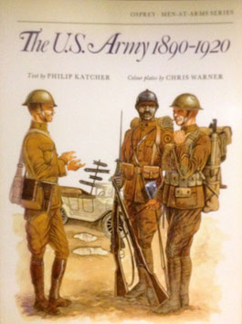 Men-at -arms, The U.S.Army 1890-1920