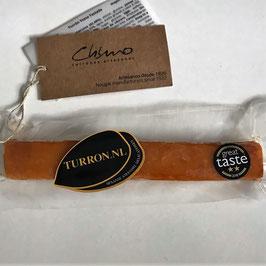 Turrón Ei met een lichte karamel smaak 100 gr