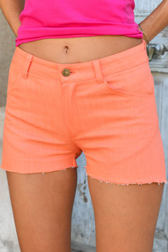 SHORTS FRESH ORANGE
