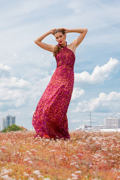 DRESS SUMMER FLOWER