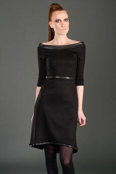 DRESS BLACK LADY