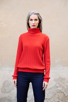 PULLOVER ROTE LIEBE