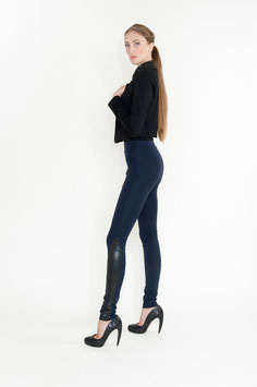 LEGGINGS CITY BLUE