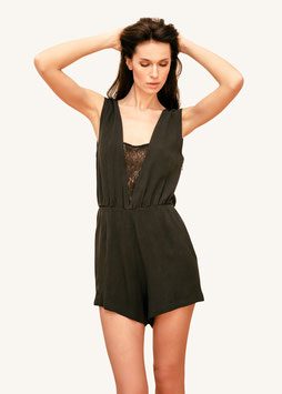 OVERALL COSY JUMPSUIT