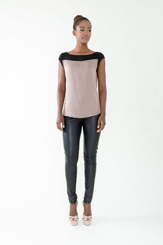 TOP SILKEN KNIT