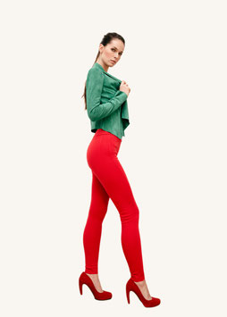 LEGGING PURE RED