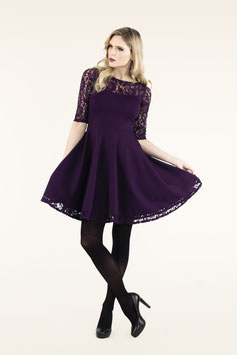 DRESS LILA BALLERINA