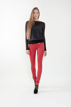 PANTS GOLDEN RED