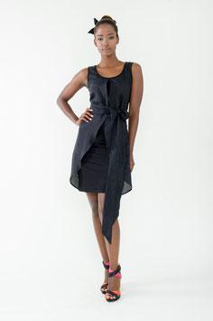 DRESS BLACK WIND