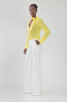 BUSINESS HOSE WHITE GLORI