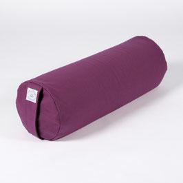 Yoga Bolster aubergine