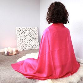 Meditationstuch Kaschmir pink