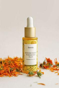 Gesichtsöl Calendula & Karotte