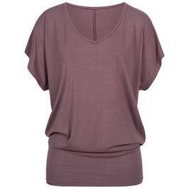 Yoga Shirt Favourite aubergine