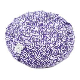 Meditationskissen Jaipur violett