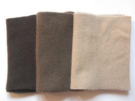 glatter Woll-Schal