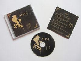 ALIVE - Lyrik-Musik-CD