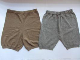 Woll-Unterhose kurz