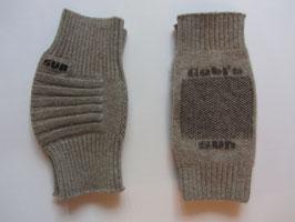 Knie-Wollwärmer