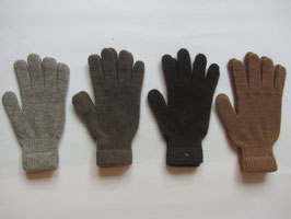 dünne Woll-Fingerhandschuhe