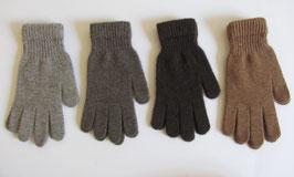 dicke Woll-Fingerhandschuhe