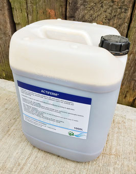 Actiferm 20 Litre Can (Non Resealable). A microbial based biological plant activator made from EM-1.