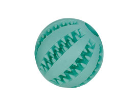 Vollgummi Rugby / Ball- Zahnpflege