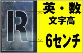 SS-60 文字高6センチ(50ピース)