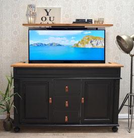 Bari -Große TV-Kommode mit Lift